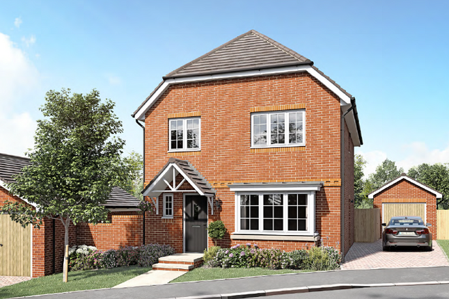 """4 bed property for sale in """"The Romsey"""" at Chawton Park Road, Alton GU34"""