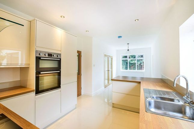 Thumbnail Bungalow for sale in Stanneylands Drive, Wilmslow