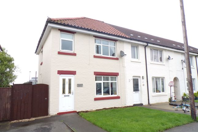 Thumbnail End terrace house for sale in Vicars Croft, Northallerton