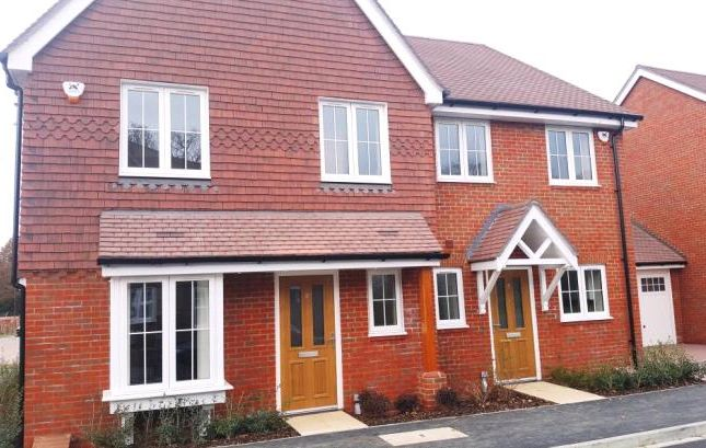 Thumbnail Property to rent in Stanhope Road, Pease Pottage, Crawley