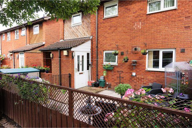 Thumbnail Flat for sale in Hambledon Close, Wolverhampton