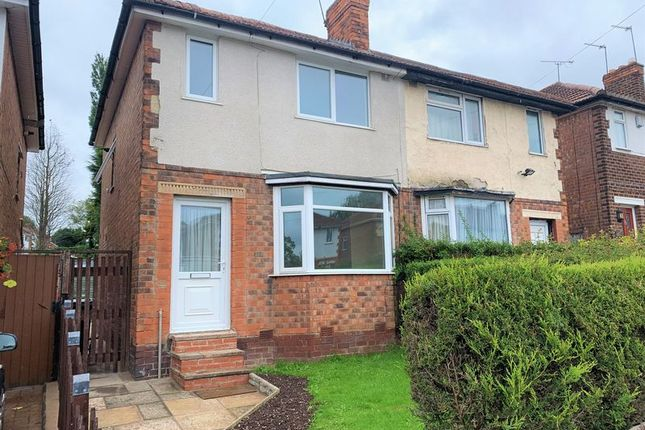 Thumbnail Semi-detached house to rent in Thurlestone Road, Longbridge, Northfield, Birmingham