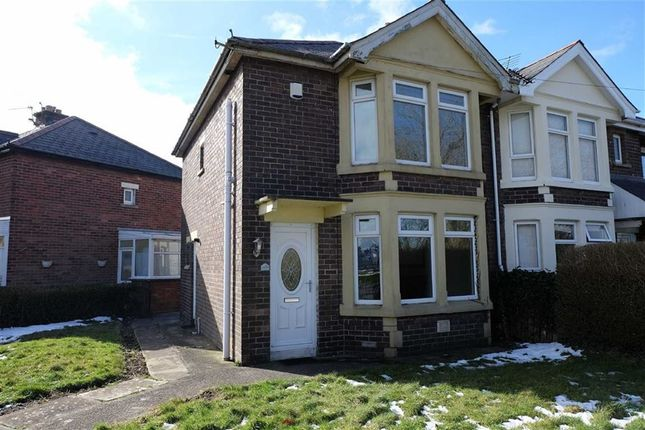Thumbnail Semi-detached house for sale in Meggitt Road, Barry, Vale Of Glamorgan