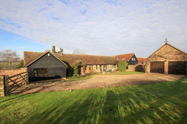 Thumbnail Barn conversion for sale in Long Marston Road, Cheddington, Leighton Buzzard