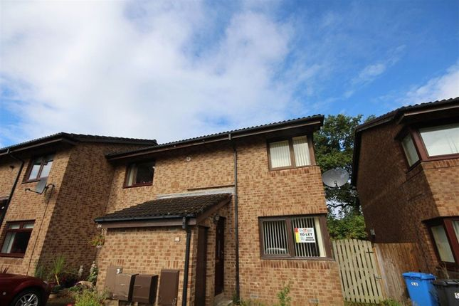 Thumbnail Terraced house to rent in Wester Bankton, Murieston
