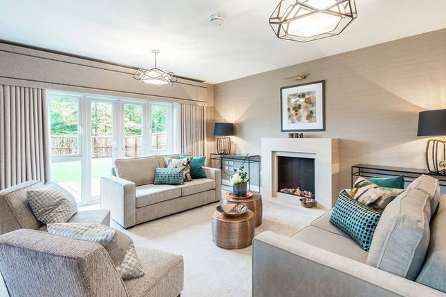 "Thumbnail Detached house for sale in ""The Ranald"" at Milngavie Road, Bearsden, Glasgow"