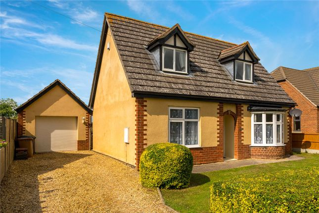 Thumbnail Detached house for sale in Hale Road, Heckington, Sleaford, Lincolnshire