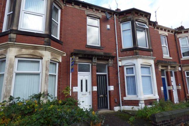 Thumbnail Flat for sale in Simonside Terrace, Heaton, Newcastle Upon Tyne