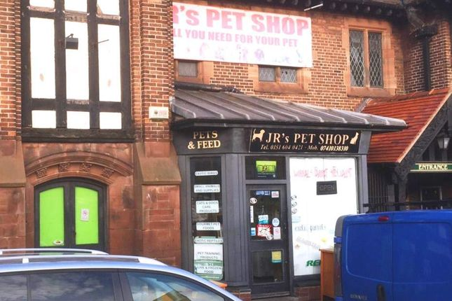 Retail premises for sale in Greasby CH46, UK