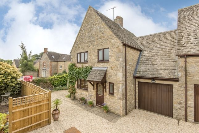 Thumbnail Property to rent in Barretts Close, Stonesfield, Witney