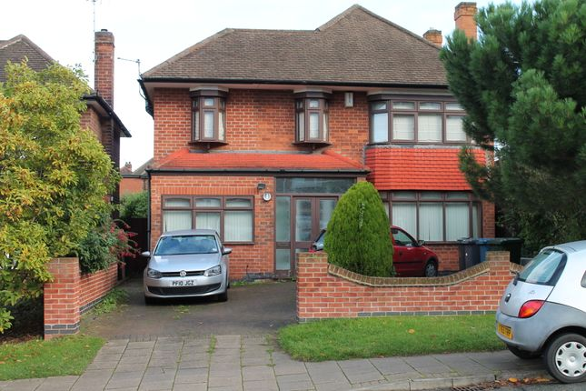 Thumbnail Detached house to rent in Musters Road, West Bridgeford, Nottingham
