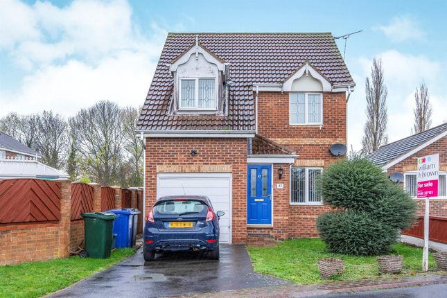 Thumbnail Detached house for sale in Harvest Close, Balby, Doncaster