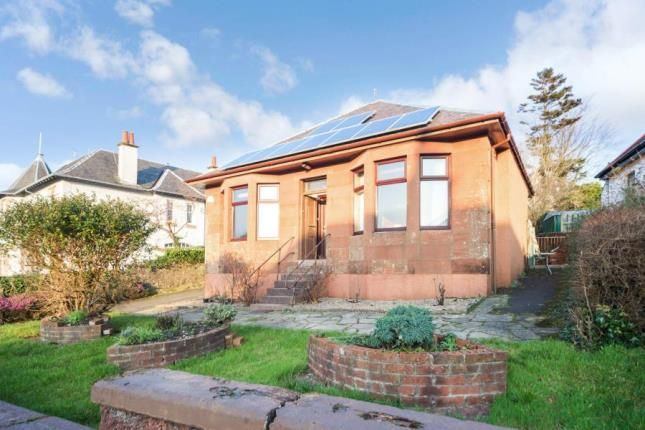 Thumbnail Bungalow for sale in Tower Drive, Gourock, Inverclyde