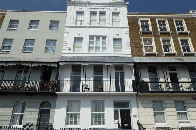 Thumbnail Town house for sale in Nelson Crescent, Ramsgate, Kent