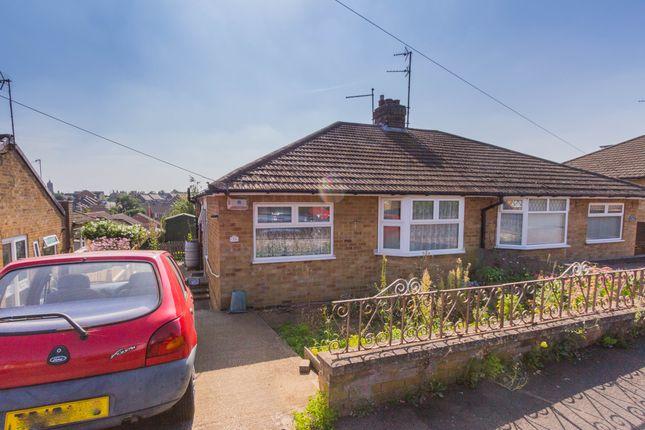 2 bed semi-detached bungalow for sale in Drayton Road, Irthlingborough, Wellingborough NN9