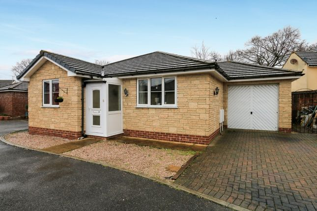 Thumbnail Detached bungalow for sale in Forge Place, Avenue Road, Bovey Tracey, Newton Abbot
