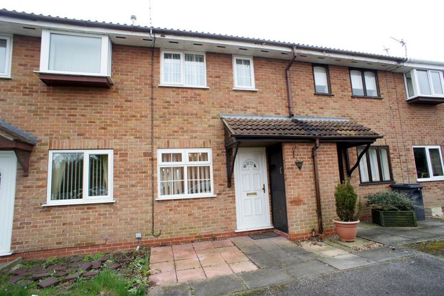 Thumbnail Terraced house to rent in The Eyrie, Sinfin, Derby