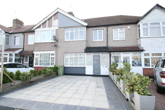 4 bed terraced house for sale in Craven Gardens, Barkingside, London IG6