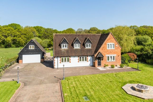 Thumbnail Detached house for sale in Twiggs Lane, Marchwood, Southampton