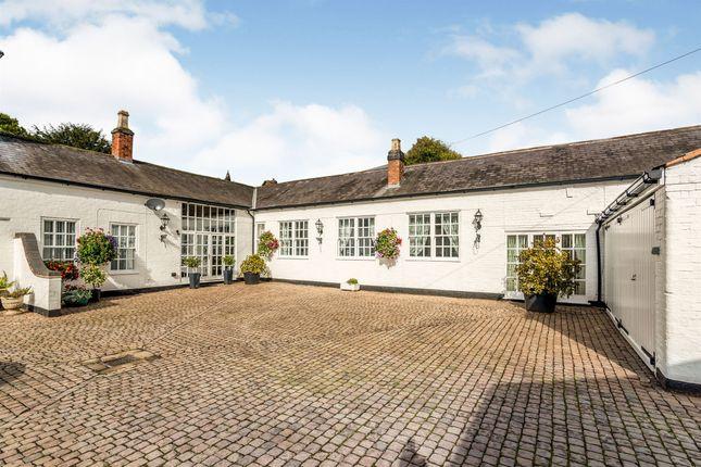 Thumbnail Semi-detached bungalow for sale in School Lane, Hints, Tamworth