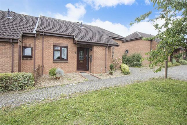 2 bed semi-detached bungalow for sale in Saddlers Place, Downs Barn, Milton Keynes MK14
