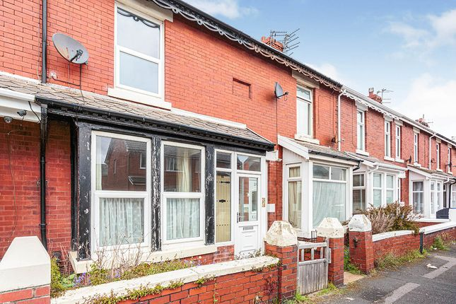 2 bed terraced house for sale in Boome Street, Blackpool, Lancashire FY4