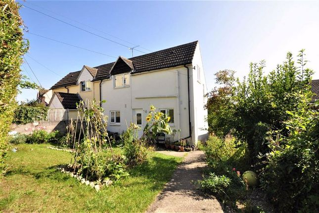Thumbnail Semi-detached house for sale in Victory Road, Whiteshill, Stroud