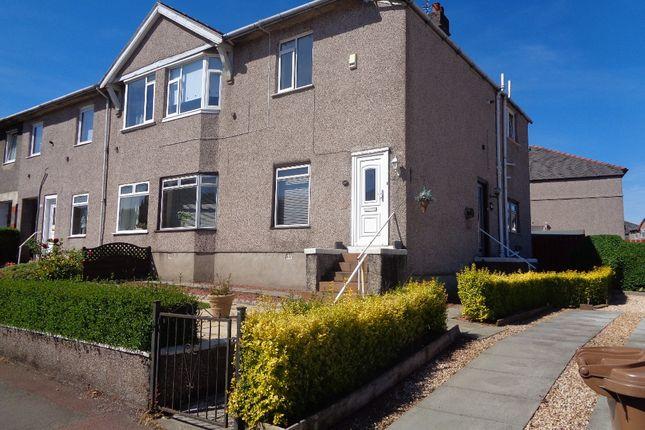 Thumbnail Flat to rent in Tweedsmuir Road, Hillington, Glasgow
