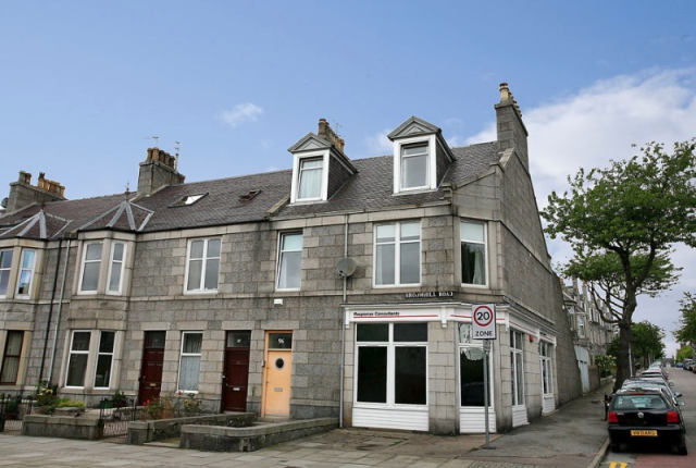 Thumbnail Flat to rent in Broomhill Road, City Centre, Aberdeen, 6Hx