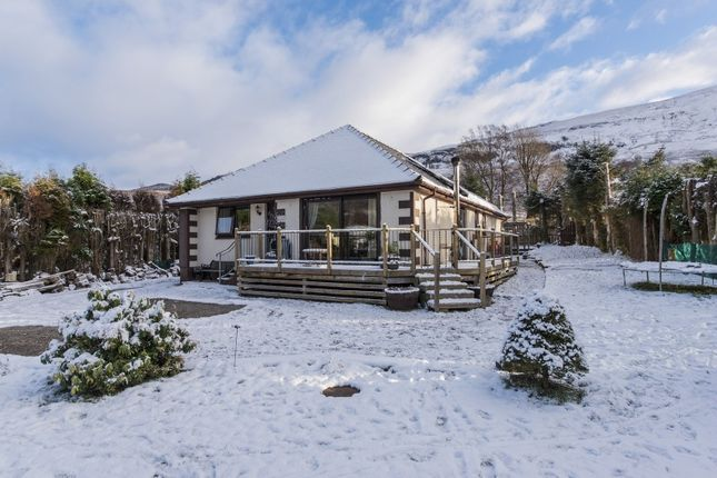 Thumbnail Bungalow for sale in Blarmacfoldach, Fort William, Highland