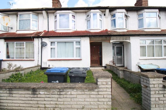 Thumbnail Terraced house for sale in Shrewsbury Road, New Southgate