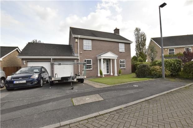 Thumbnail Detached house for sale in Tyler Close, Hanham