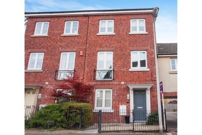 Thumbnail Terraced house for sale in Blaenau'r Cwm, Merthyr Tydfil