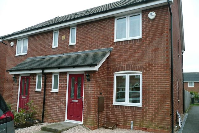 3 bed semi-detached house to rent in Manhattan Way, Banner Brook, Coventry