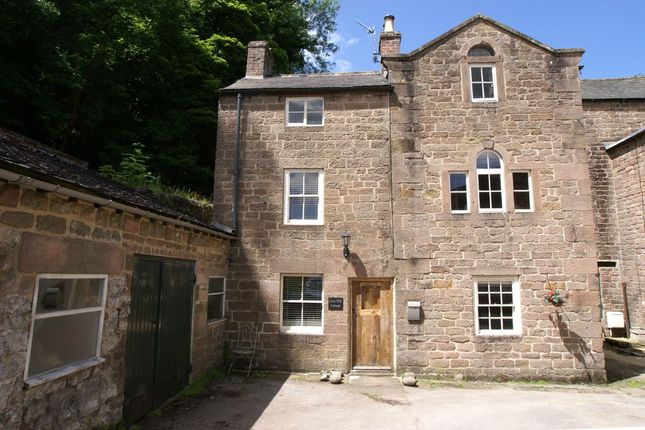 Thumbnail Property to rent in Water Lane, Cromford, Derbyshire