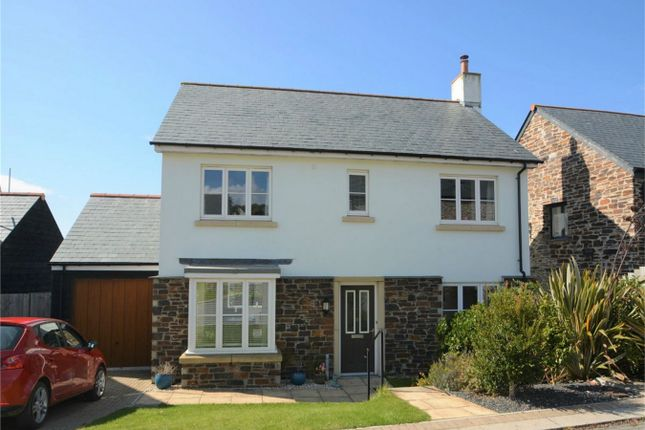 Thumbnail Detached house for sale in Old Tannery Lane, Grampound, Truro, Cornwall
