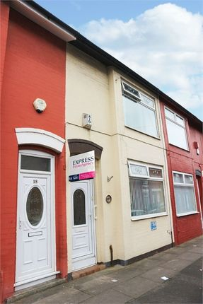 Thumbnail Terraced house for sale in August Street, Bootle, Merseyside