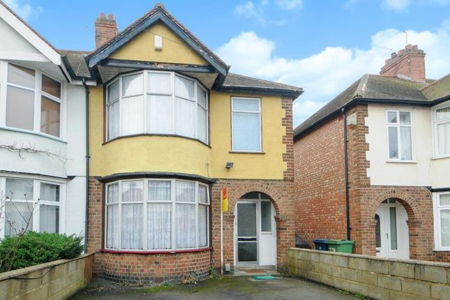 Thumbnail Semi-detached house to rent in White Road, East Oxford