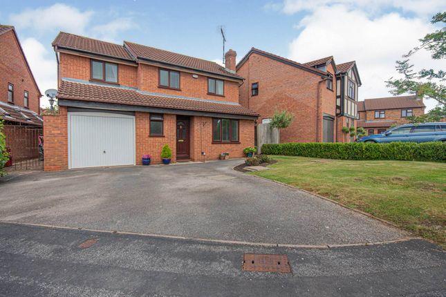 Thumbnail Detached house for sale in The Seekings, Whitnash, Leamington Spa