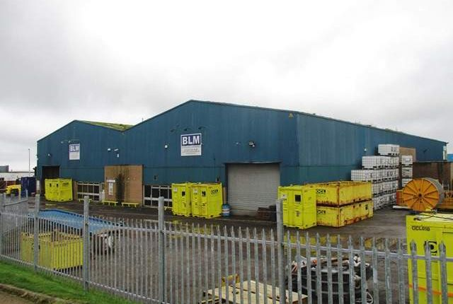 Light industrial to let in Minto Drive, Altens Industrial Estate, Aberdeen
