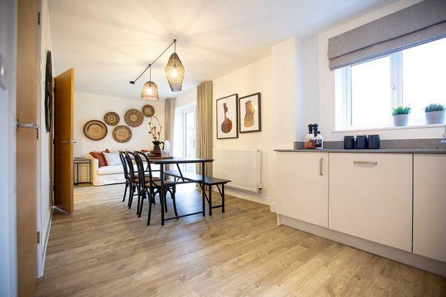 "Typical Kitchen of ""The Pembroke"" at ""The Pembroke"" At Court Road, Brockworth, Gloucester GL3"