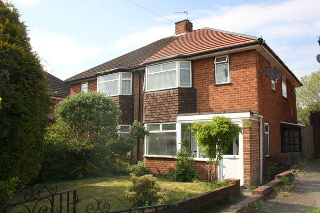 3 bed semi-detached house to rent in Braces Lane, Marlbrook, Bromsgrove B60