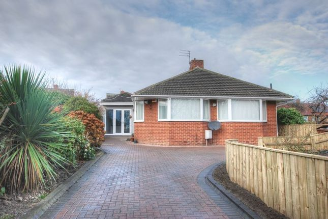 Thumbnail Bungalow for sale in River View, Bedlington