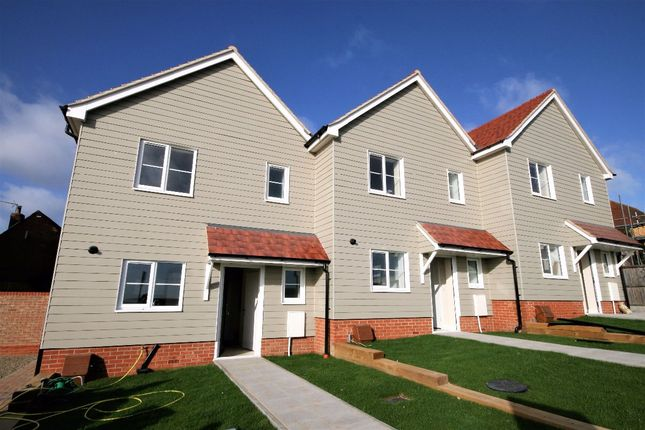 Thumbnail Terraced house for sale in Imperial Drive, Warden, Sheerness