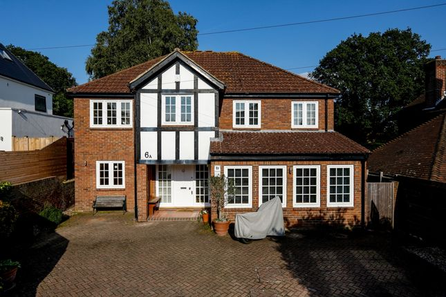 Thumbnail Detached house to rent in The Fairway, New Malden