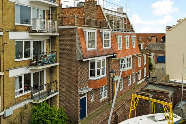 Thumbnail Terraced house for sale in Tower Street, Portsmouth