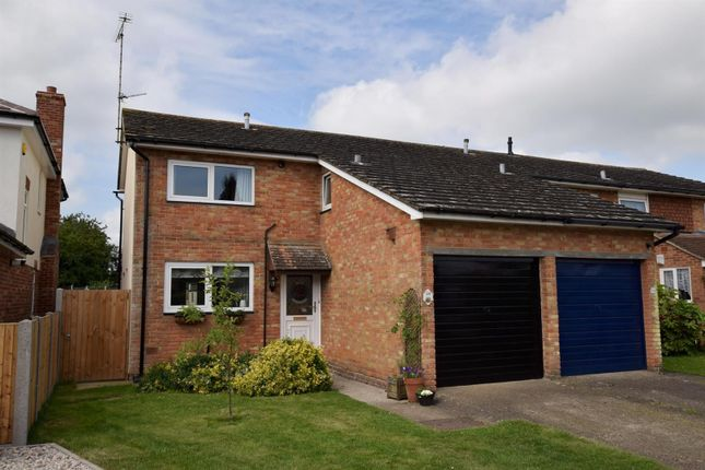 Thumbnail End terrace house for sale in Hunt Close, Feering, Colchester