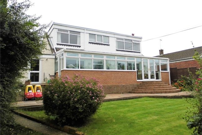 5 bed detached bungalow for sale in Waun Bant Road, Kenfig Hill, Bridgend, Mid Glamorgan