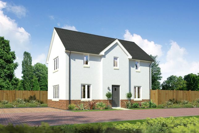 """Thumbnail Detached house for sale in """"Corrywood"""" at Drum Farm Lane, Bo'ness"""