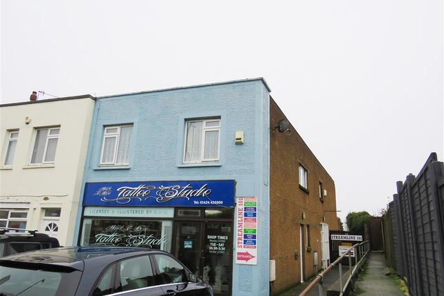 2 bed flat to rent in Sedlescombe Road North, St. Leonards-On-Sea